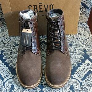 Crevo Horchata NWT Boots Size 10